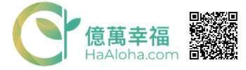 億萬幸福logo- Made with DesignCap